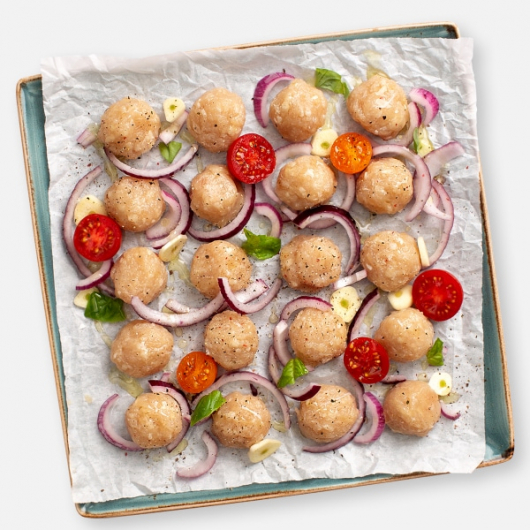 Extra Lean Chicken Meatballs - 20 x 17g