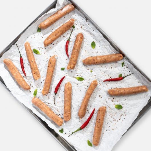 12 x Pork & Chilli Sausages