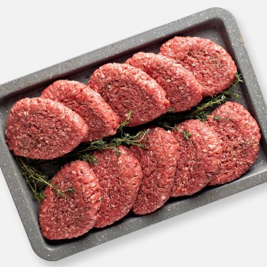 Extra Lean Free Range Hache Steaks - 10 x 170g