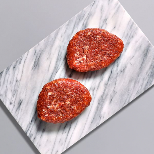 Extra Lean Piri Piri Hache Steaks - 2 x 170g