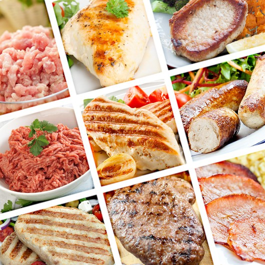 Certified Extra Lean - Slimming Meat Selection