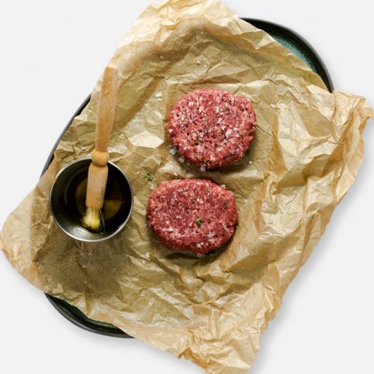 Extra Lean Steak Burgers - 2 x 114g