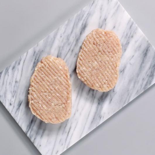 Extra Lean Turkey Hache Steaks - 2 x 170g