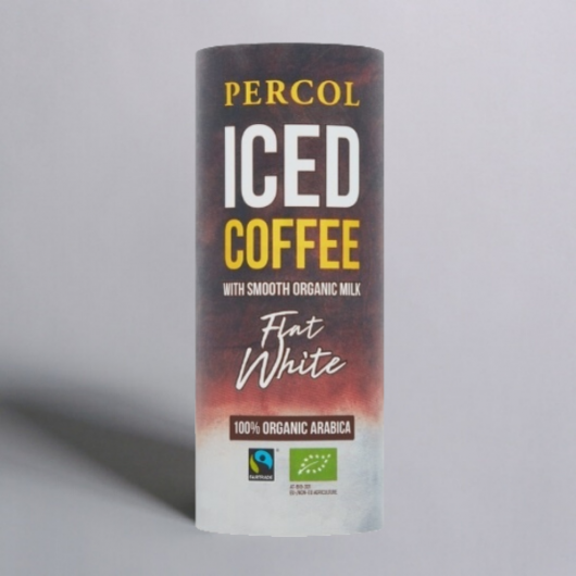 Percol Iced Coffee Flat White