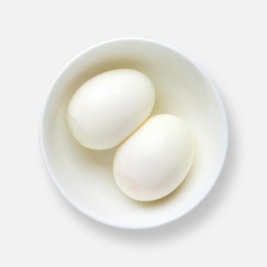 Free Range Peeled Boiled Eggs - 2 Pack
