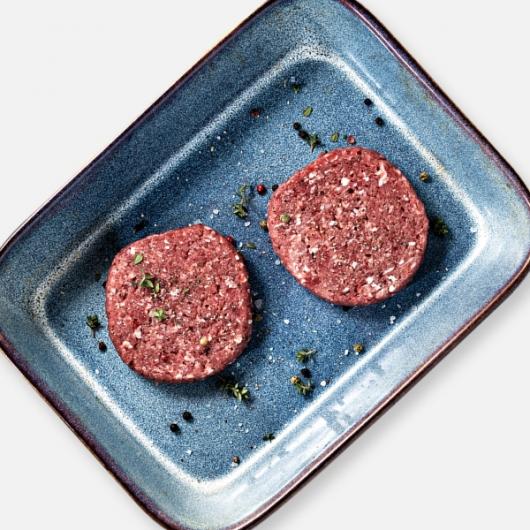 Free Range Steak Burgers - 2 x 113g