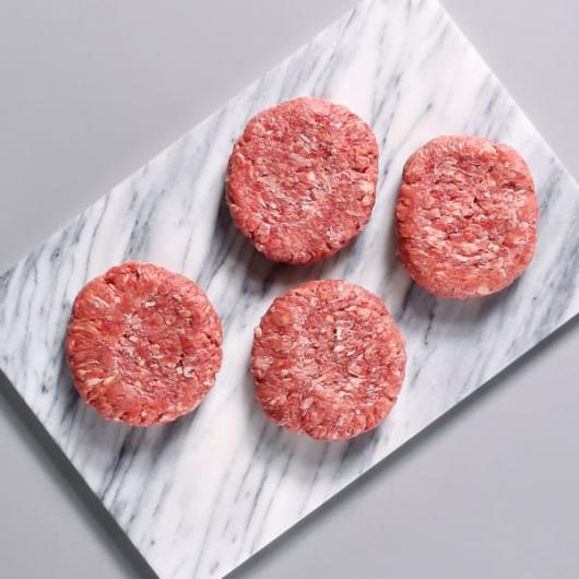 Free Range Steak Burgers - 4 x 114g