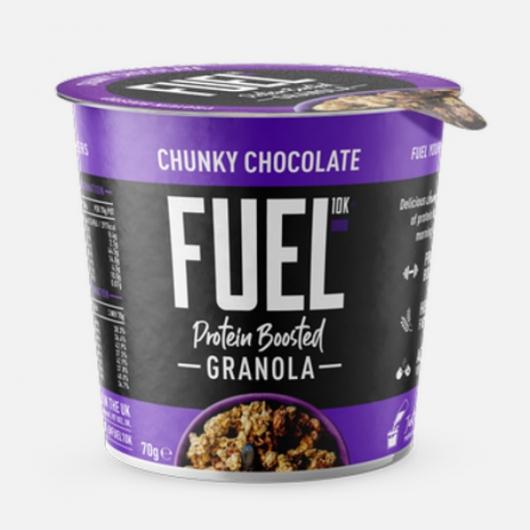 Fuel 10k Granola Pot - Chocolate