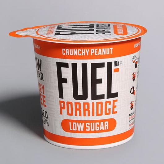 Fuel 10k Low Sugar Porridge - Crunchy Peanut