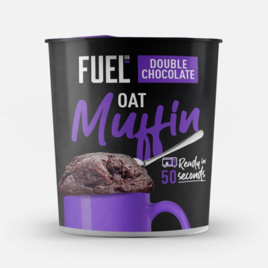 Fuel 10k Oat Muffin Pot - Double Chocolate