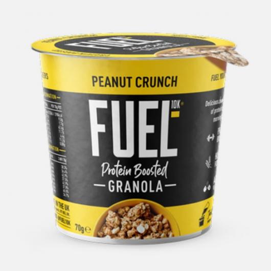 Fuel 10k Granola Pot - Peanut