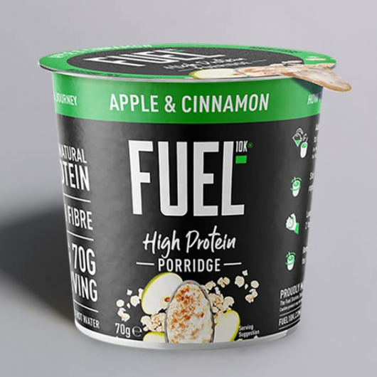 Fuel 10k Porridge- Apple and Cinnamon