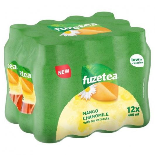 Fuze Tea Mango Chamomile 12 x 400ml
