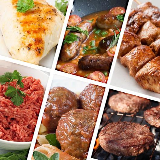FYF 74 Piece Family Feast Hamper