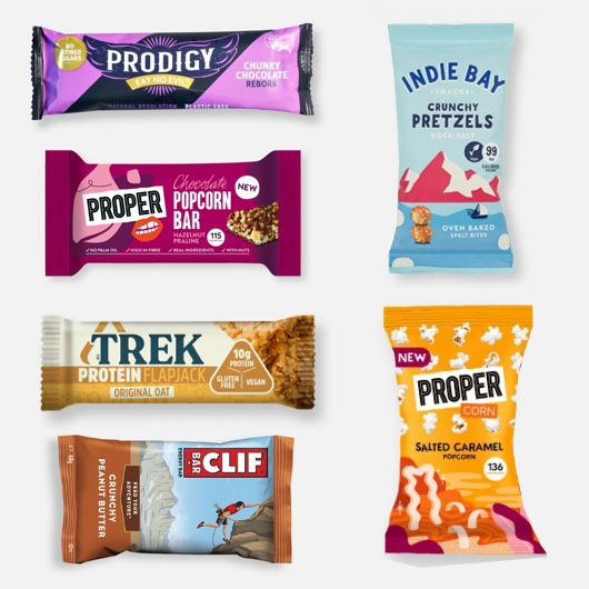 Goal Getters 3 Day Snack Bundle