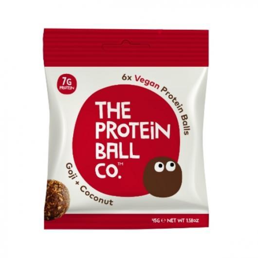 Goji & Coconut Protein Balls - 6 Pack