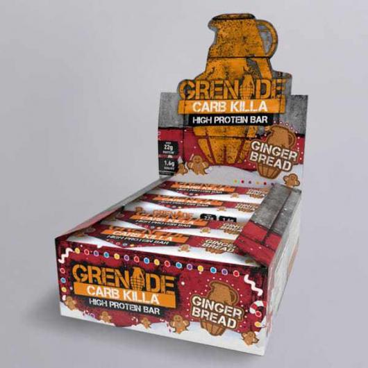 Grenade CK Bar - Gingerbread - Box MF_SN1214_BOX