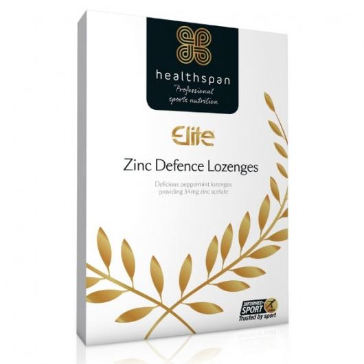 Healthspan Zinc Defence Lozenges