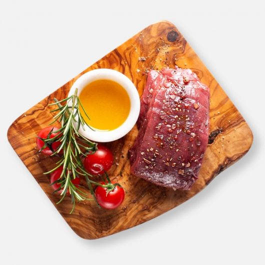 Free Range Fillet Steak - 140g