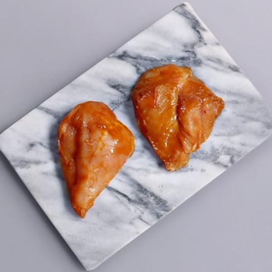 2 x 141g Hickory BBQ Glazed Chicken Steaks
