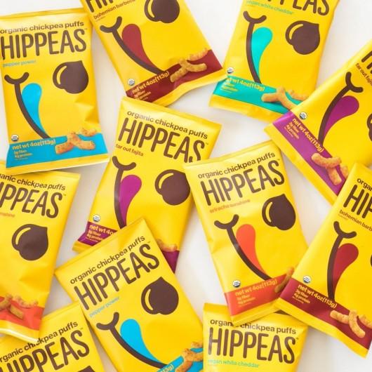 28 x Hippeas Organic Chick Pea Puffs