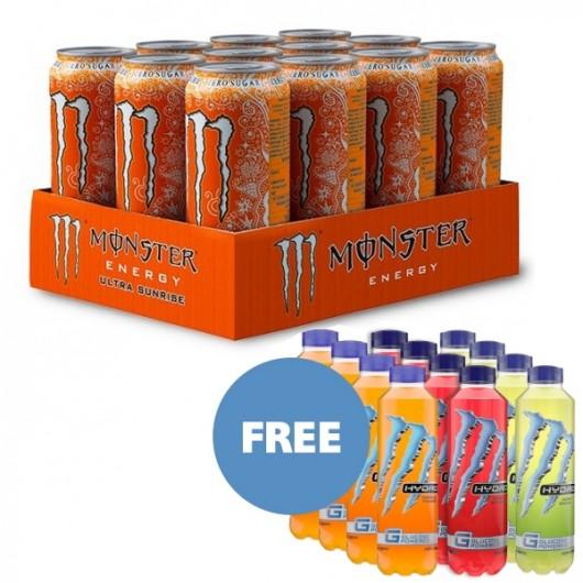 Monster Ultra & Hydro Bundle