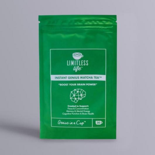 Instant Genius Matcha Tea