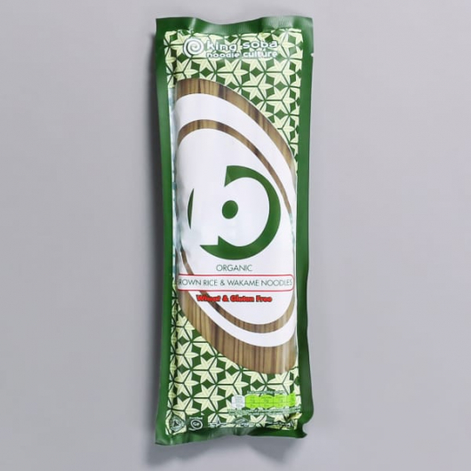 Organic Brown Rice Wakame Noodles