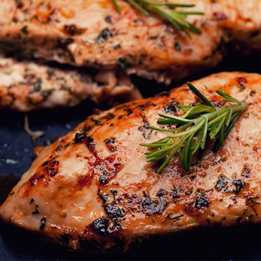 Korean BBQ Chicken breasts - packed in pairs 5kg