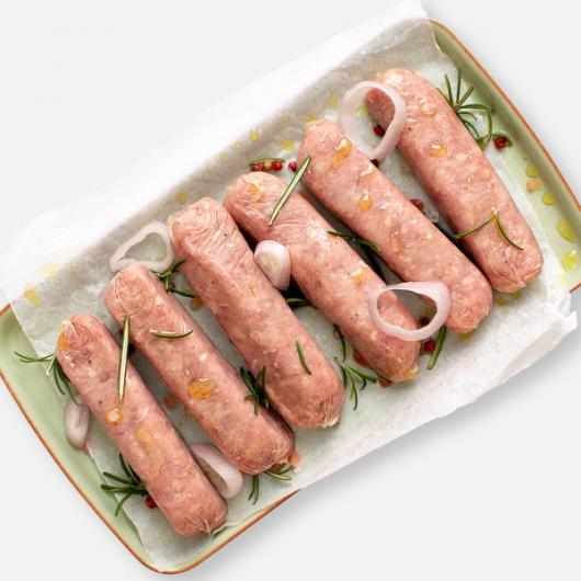 Lean Pork Sausages - 6 x 66g