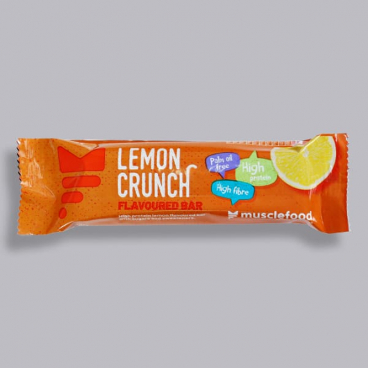 Lemon Crunch Bar - 15g Protein