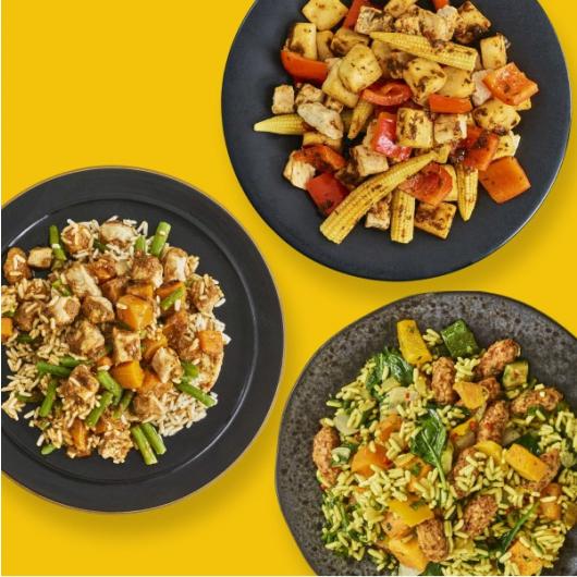 Levi Roots 3 Prepped Pots Meal Bundle