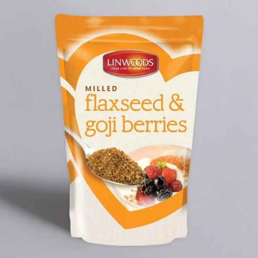 Linwoods Organic Milled Flaxseed & Goji Berries 425g MF_OT83
