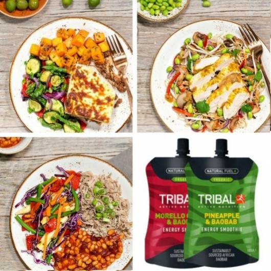 Super Lean Lunch For A Week + 6 Drinks