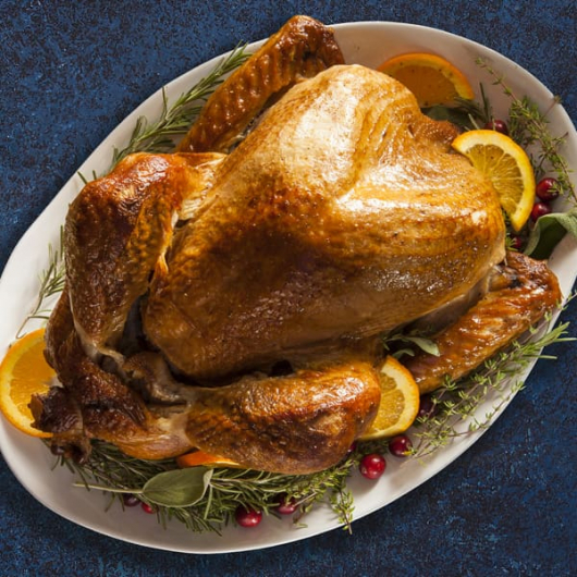 Luxury British Bronze Turkey - 5-7kg