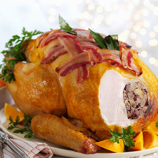 Large Luxury Turkey Hamper - Money Saving Expert