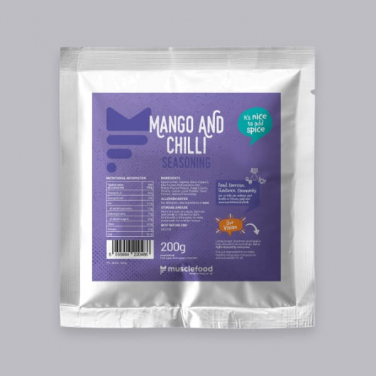 Mango & Chilli Seasoning Sachet
