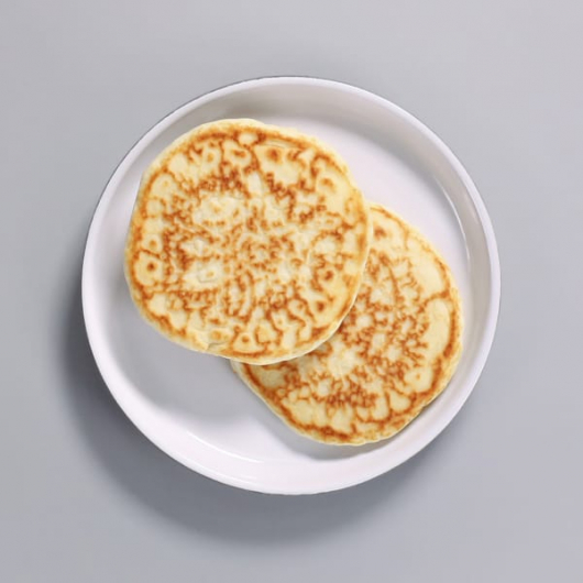 High Protein Ready To Eat Maple Pancakes - 2 x 50g