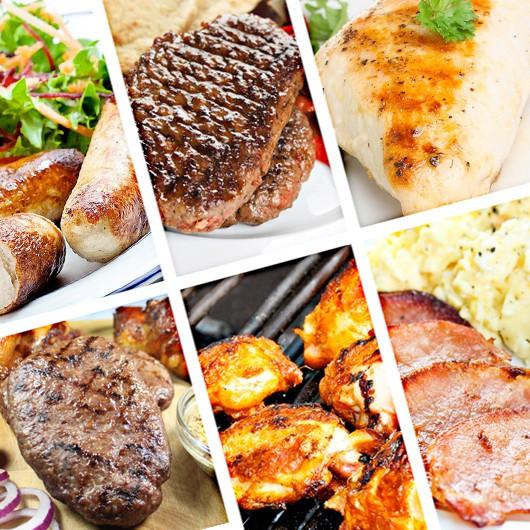MASS Extra Lean Meat Hamper