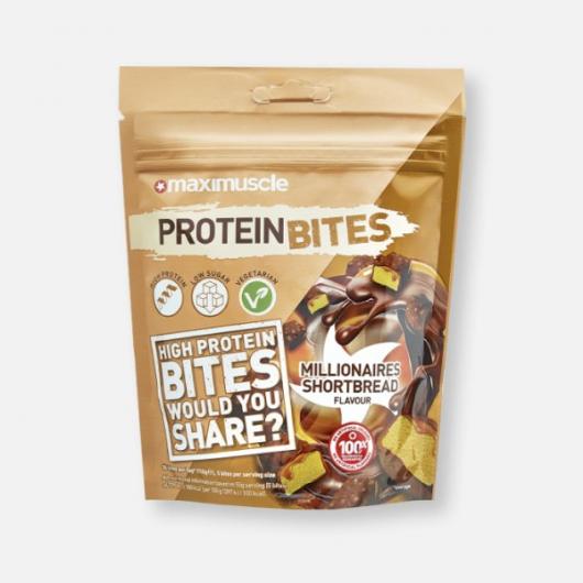 Maximuscle Protein Bites - Millionaire Shortbread 110g