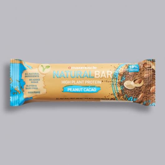 Maximuscle Vegan Bar Peanut Cacao 40g