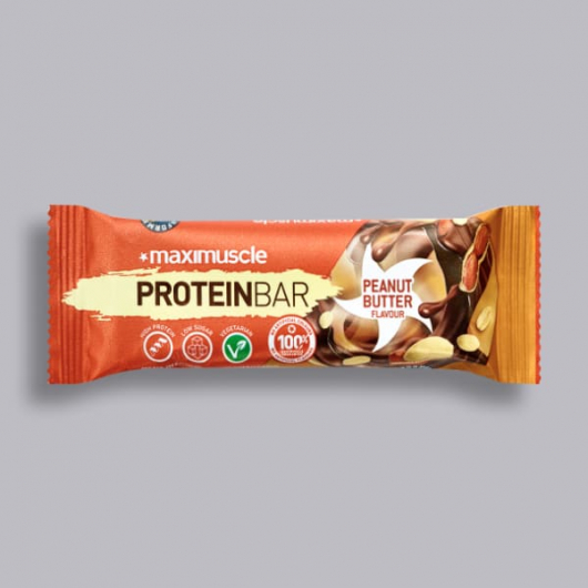 Maximuscle Protein Bar - Peanut Butter 55g