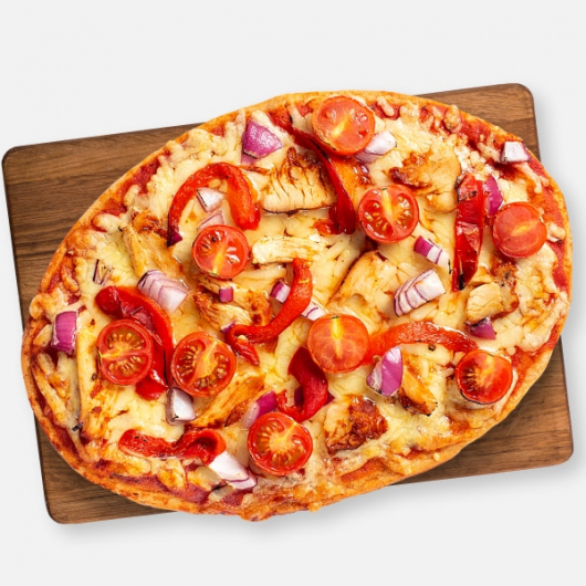 Fajita Chicken Protein Pizza MF_BR239