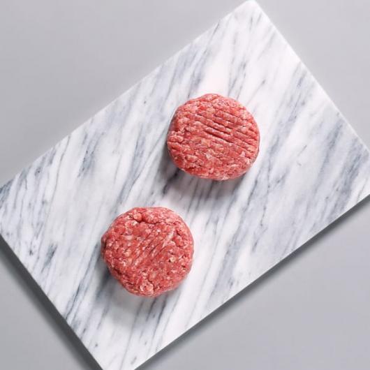 2 x 113g Extra Lean Steak Burgers