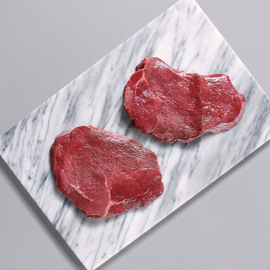 2 x 170g Free Range Centre Cut Steaks