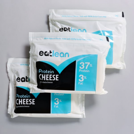 Eatlean High Protein & Low Fat Cheese - 350g