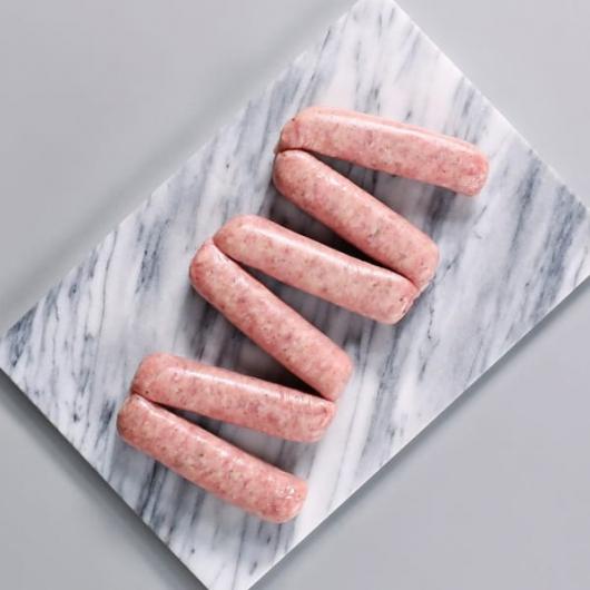 6 x 76g Bratwurst Sausages