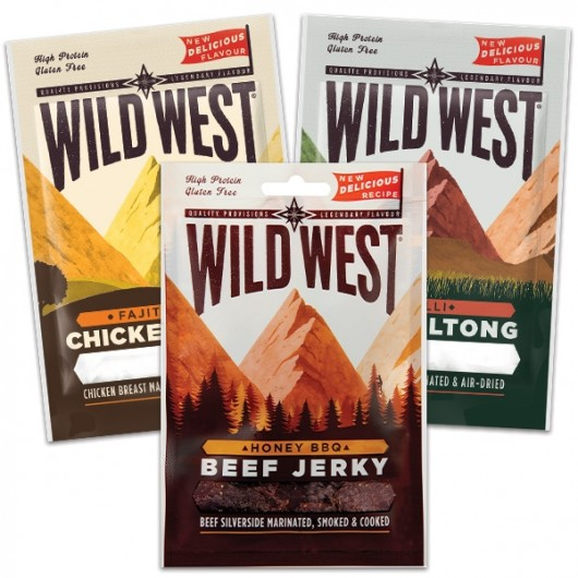 Wild West High Protein Jerky