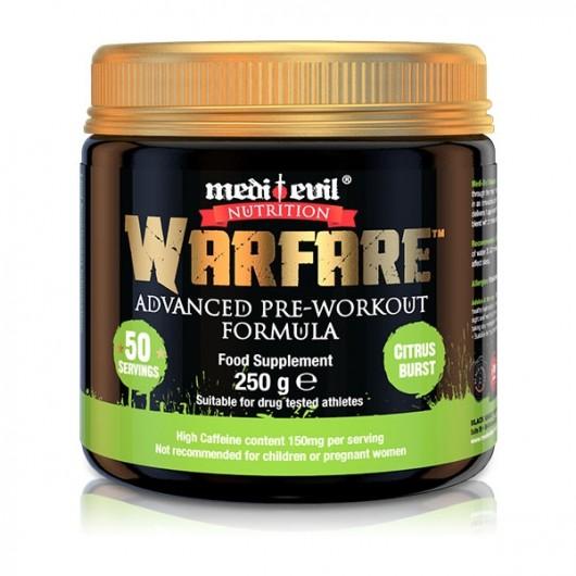 MediEvil Warfare - 250g Advanced Pre-Workout