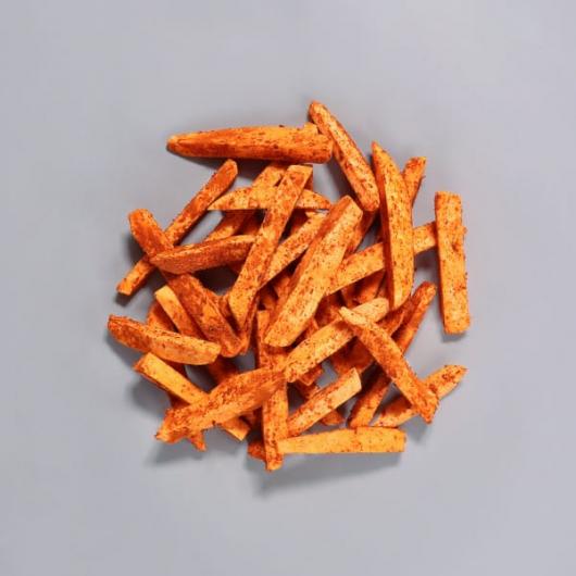 Paprika Skin-on Sweet Potato Fries - 500g